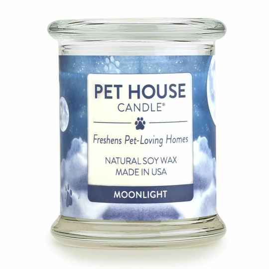 Pet House Candle | Moonlight