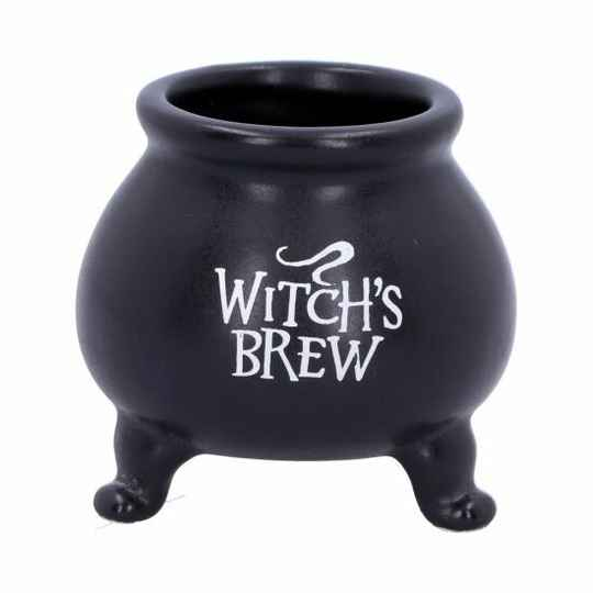 Heksenbrouwpotje - witch brew pot