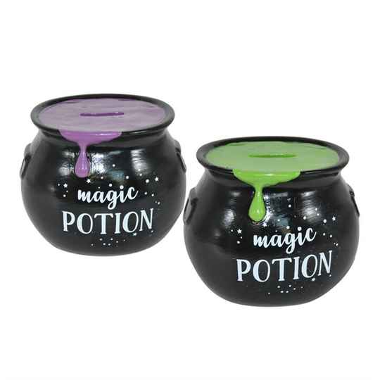 Spaarpot magic potion