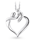 M'amour | 600.040 | Hanger (exclusief collier)
