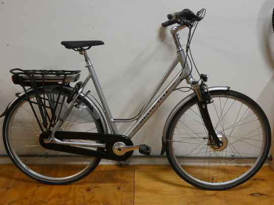 Multicycle Tour EF