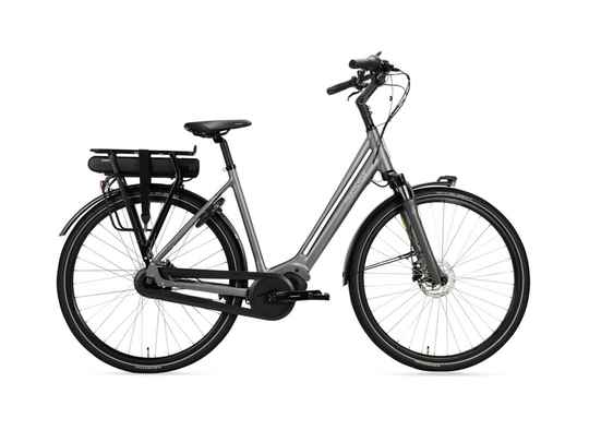 Multicycle Solo EMI met 400Wh accu!
