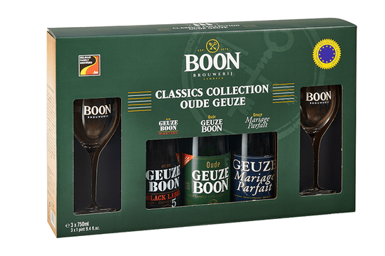 Brouwerij Boon Classics Collection