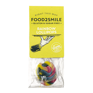 Food2Smile Twister Rainbow - 50 gram