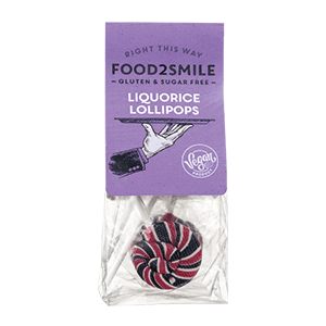 Food2Smile Twister Drop - 50 gram
