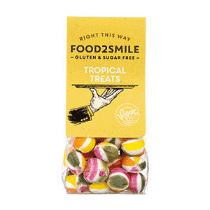 Food2Smile Kandies Tutti Frutti - 100 gram