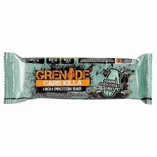 Carb Killa Bar Choc Mint - 60 gram