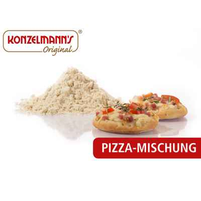 Konzelmann Pizza Mix - 170 gram