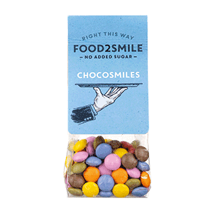 Food2Smile ChocoSmiles - 100 gram