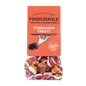 Food2Smile Kandies Spicy Kaneel - 100 gram