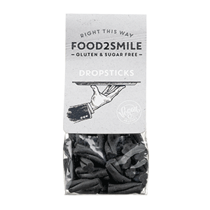 Food2Smile Dropsticks - 100 gram