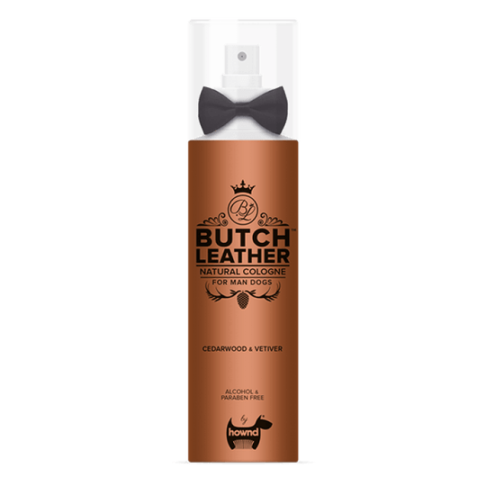 HOWND - Butch Leather Cologne For Man Dogs 250 ml