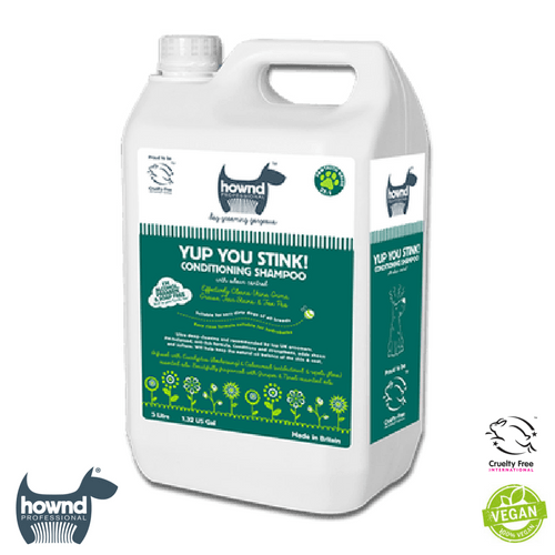 Hownd - Yup You Stink! Natural Conditioning Shampoo 25:1 (5L)