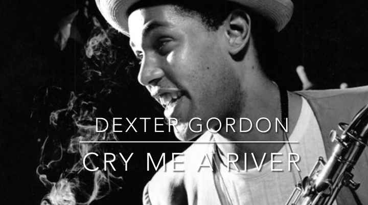 Dexter Gordon - Cry Me a River Backing Track