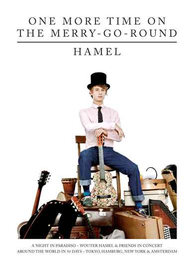 Wouter Hamel | One More Time on the Merry-Go-Round (CD/DVD)