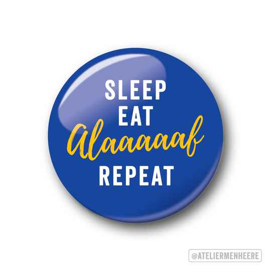 Sleep, eat, alaaf, repeat
