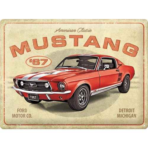 Ford Mustang '67