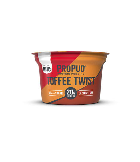 PROTEIN PUDDING toffee twist