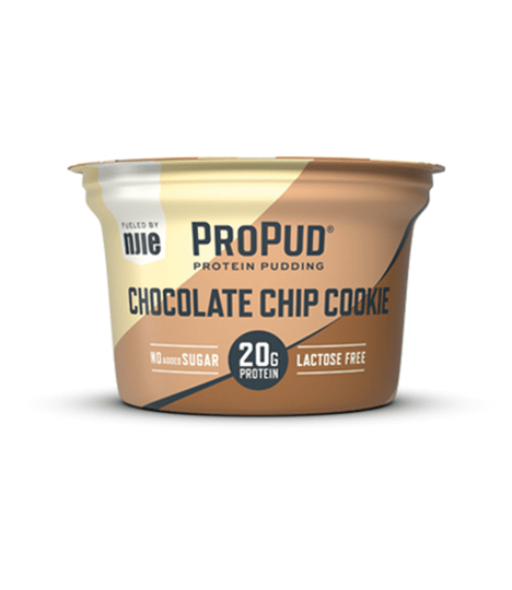 PROTEIN PUDDING chocolate chip cookie