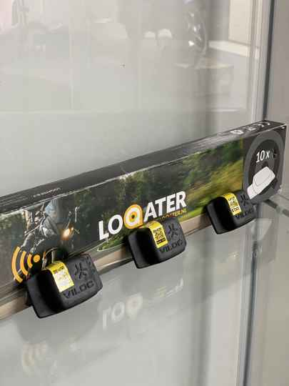 Loqater GPS tracking