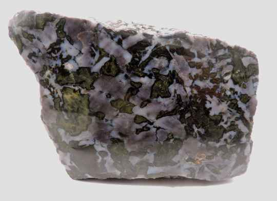 Merlinite from Madagascar - cabinet size