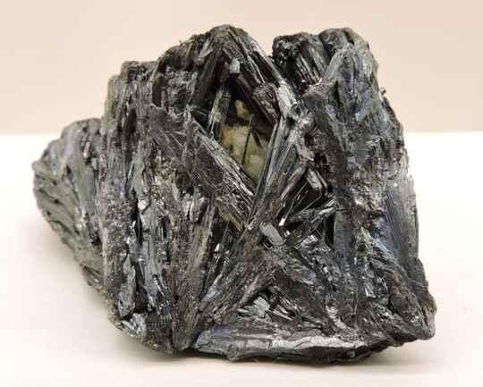 Stibnite from Germany - small cabinet size