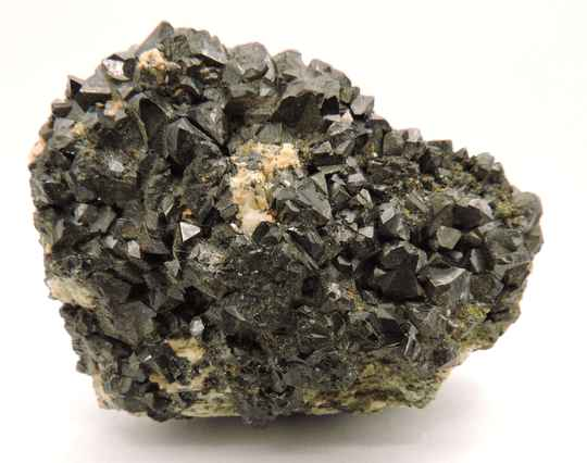 Magnetite from Morocco - miniature