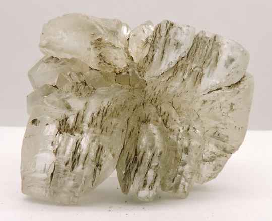 Selenite from France - small cabinet size