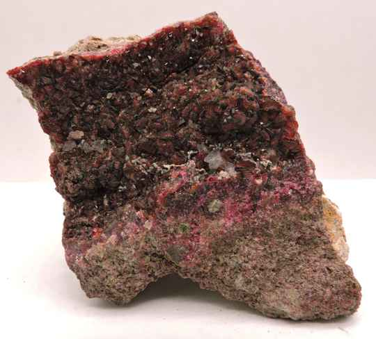 Roselite from Morocco - miniature