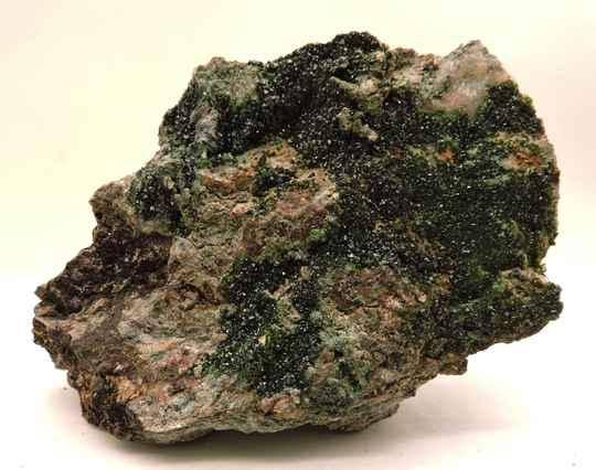 Libethenite from Portugal - cabinet size