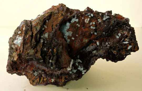 Smithsonite from Greece - large cabinet size