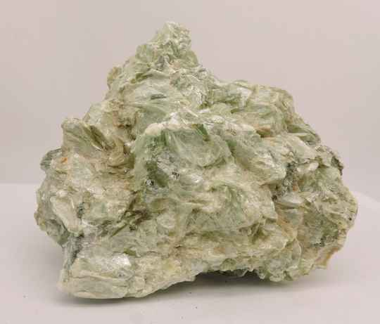 Hydrotalcite from Norway - cabinet size