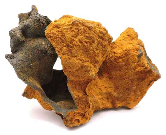 Goethite and limonite from Germany - large cabinet size
