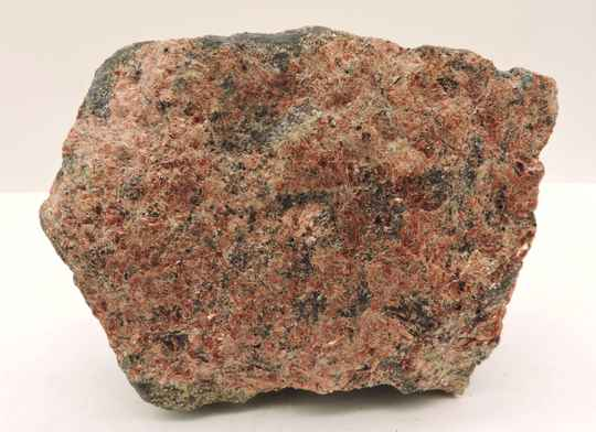 Muscovite var. alurgite from Italy - cabinet size