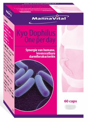 Kyo dophilus one per day 60 caps