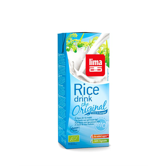 Lima rice drink original (3x) 200ml