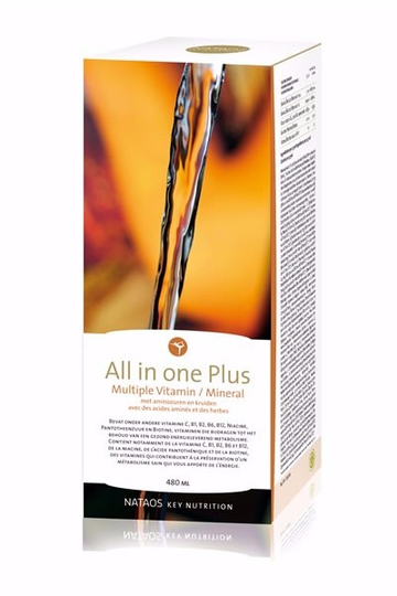 Nataos all in one plus 480ml