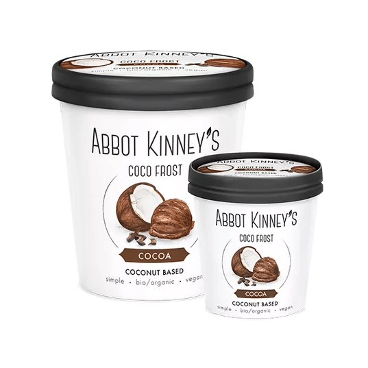 Abbot Kinney's coco frost chocolade 500ml