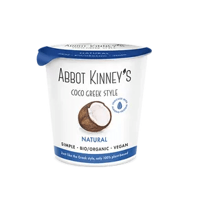 Abbot kinney's coco greek style natural 350ml