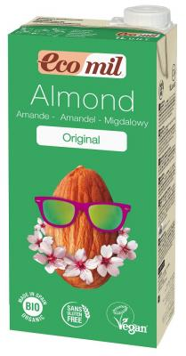 Ecomil almond original 1L