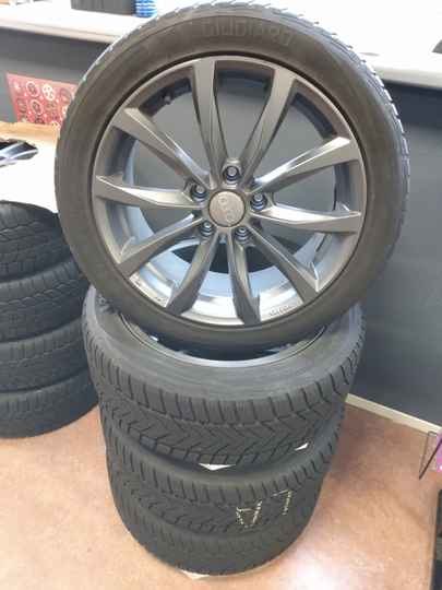 Winterset 17 inch voor o.a. Audi A3