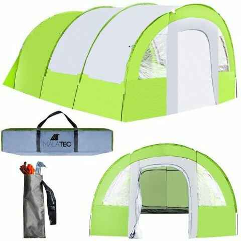 Tunneltent 8 persoons 4,60x3,60 10117