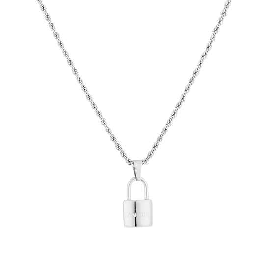 Ketting Amour Slot - Zilver