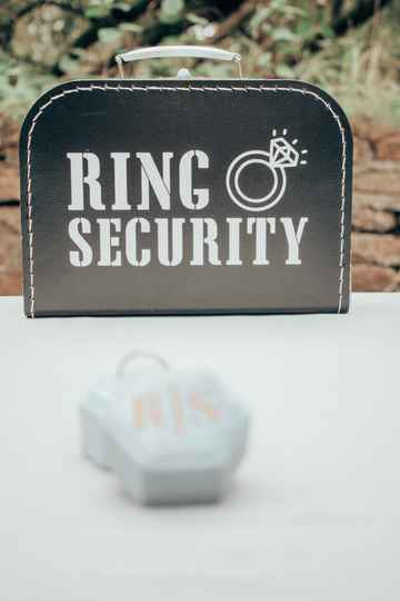 Koffertje - Ring Security