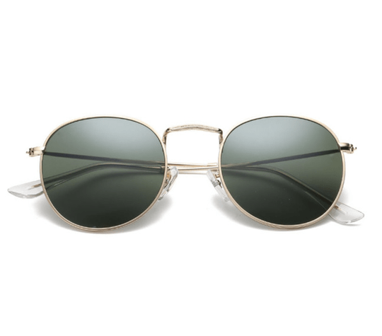 Hailey Bieber Sunnies - green