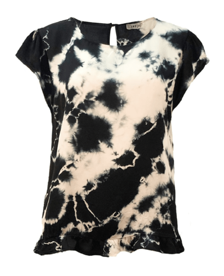 Nooa - Transfer Tie Dye Top