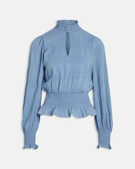 Nooa - Sisters Point Blouse Blauw
