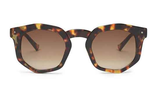 Nooa - Zonnebril CHARLY THERAPY Audrey Tortoise Shell