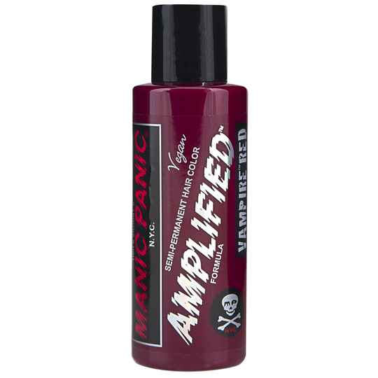 """Amplified Color  """"Vampire Red"""""""