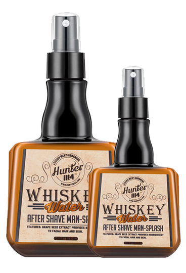 Hunter1114 Whiskey Water Aftershave splash